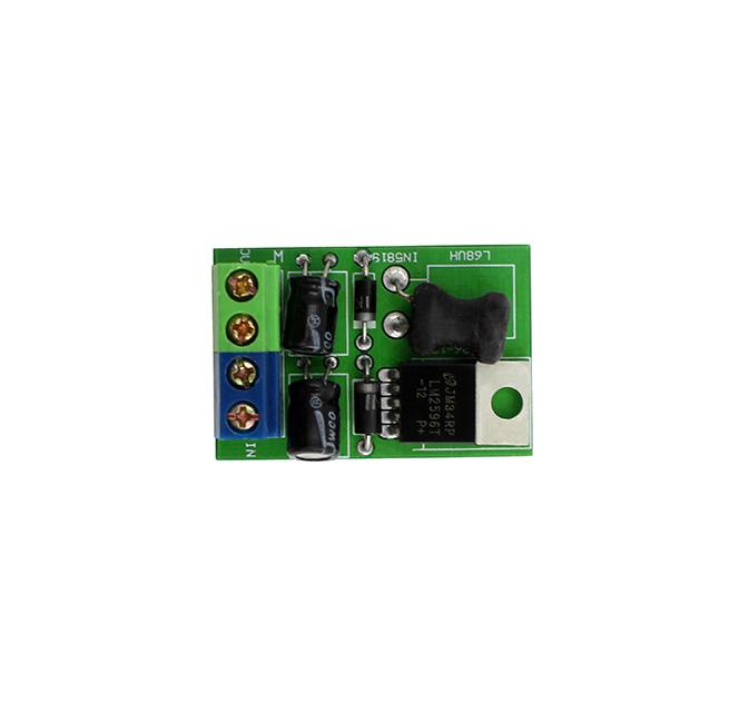 NU-12 Voltage Switch Module (24V turn 12v)