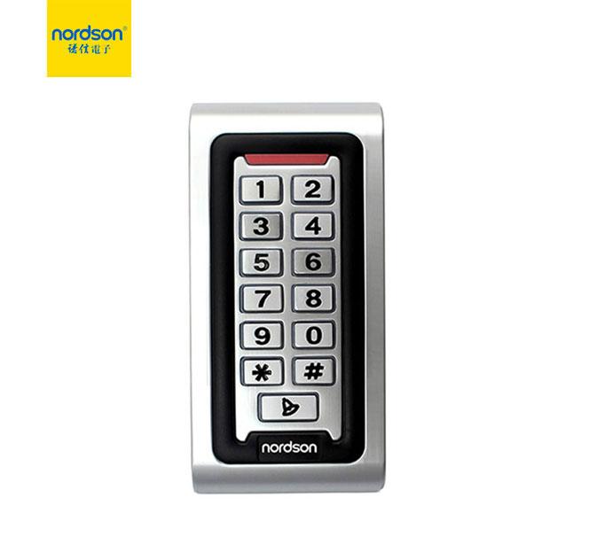 NT-109 Waterproof Metal Standalone Access Controller