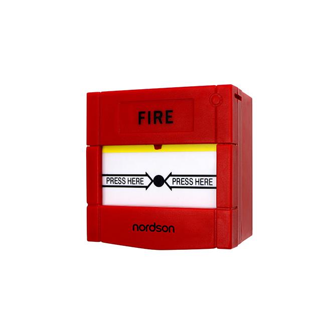 NF-89D Sereis  Resettable Emergency Push Button