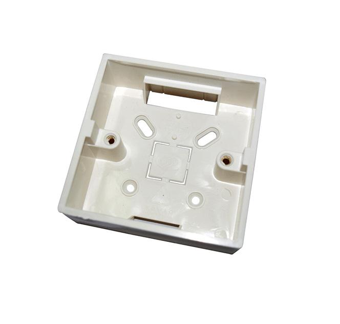 NF-86-BP Mounted back box(Plastic,square)