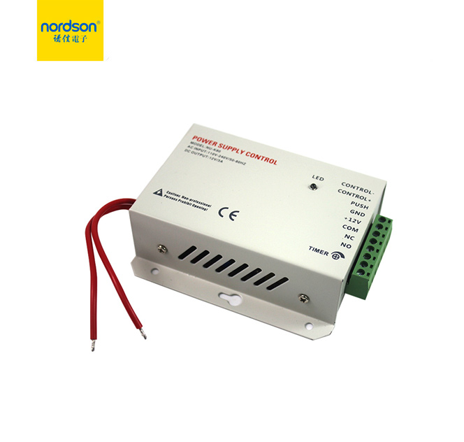 NU-K80 Switching Power Supply for Access Control