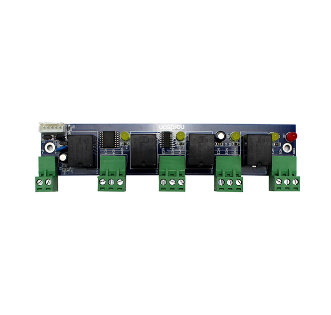 J01 Enhanced Alarm Output and Integrated Fire Control Expansion Controller