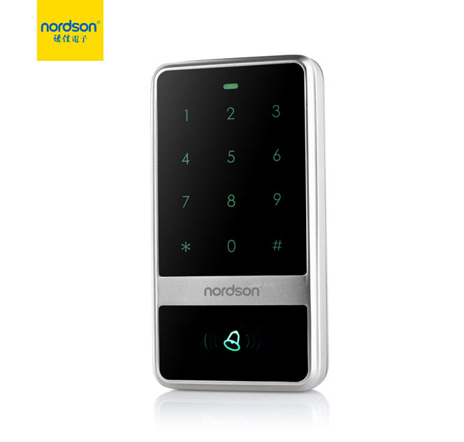 NT-T12 Metal Touch-Screen RFID Access Control