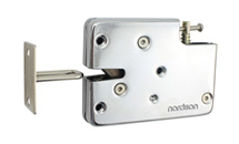 NI-S22 Built-in Elastic Force Electronic Cabinet Lock