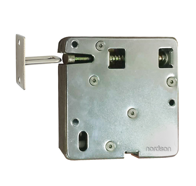 NI-S92 Large Elastic Force All-Metal Electronic Cabinet Lock