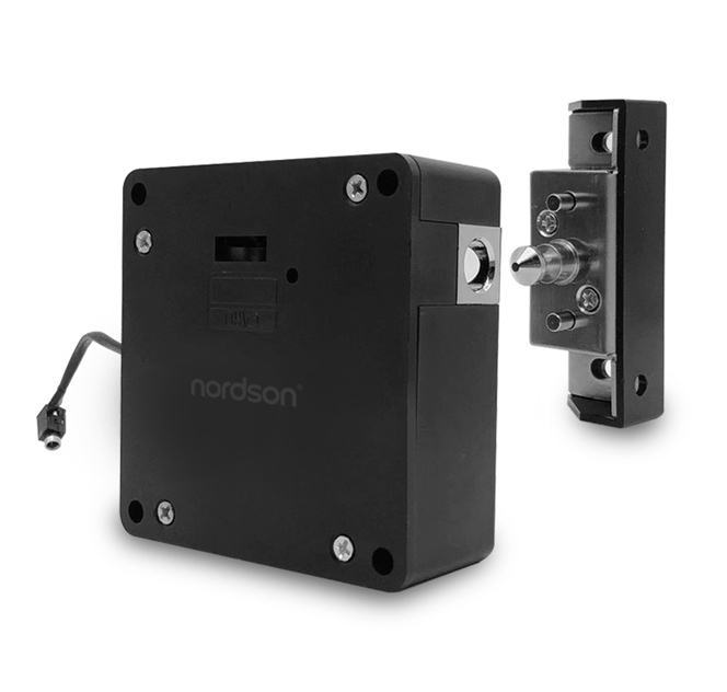 NI-16B-MF Double Socket Intelligent Hidden Cabinet lock