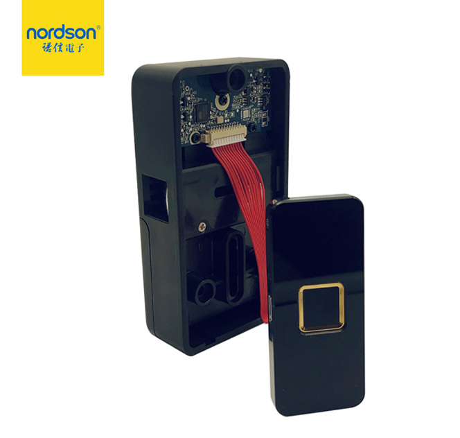 SF120 fingerprint cabinet lock