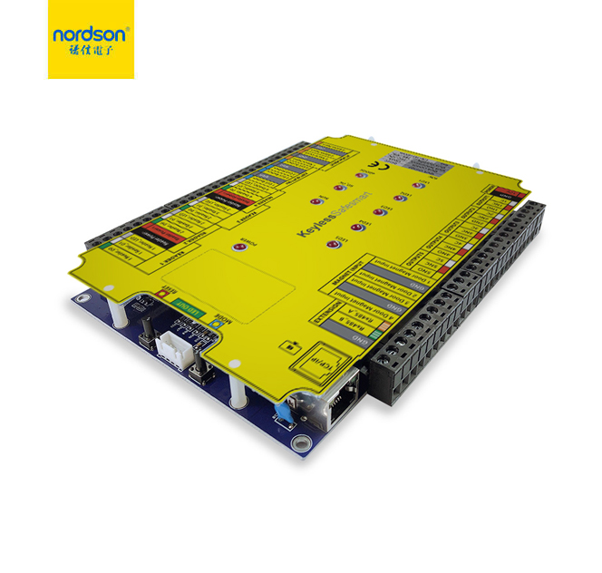 NS-T2/4.net Two Door/Four Doors Access Control board