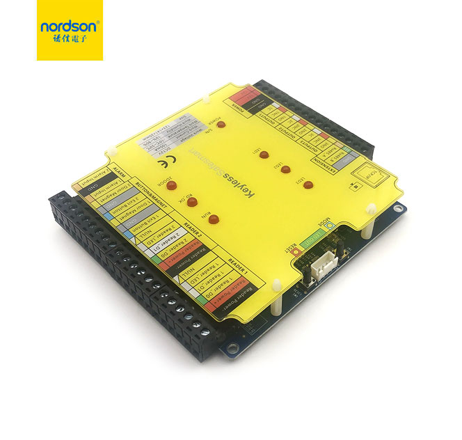NS-T1/2.net Single Door/Double Door Access Control board