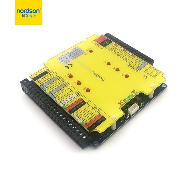 NS-T1/2.net Single Door/Double Door Access Control board