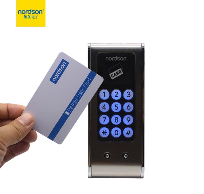EB03-S Smart Rfid card keypad cabinet lock