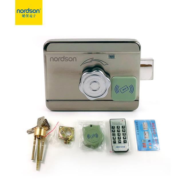 ND-5000A&5000B Rfid electric rim lock