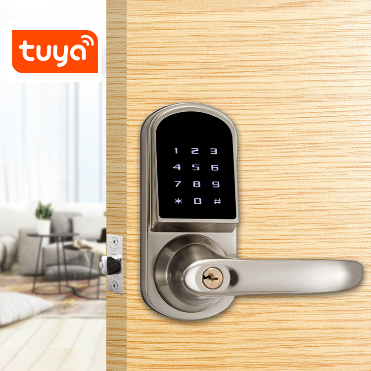 S210BT TUYA APP Bluetooth Smart Lock