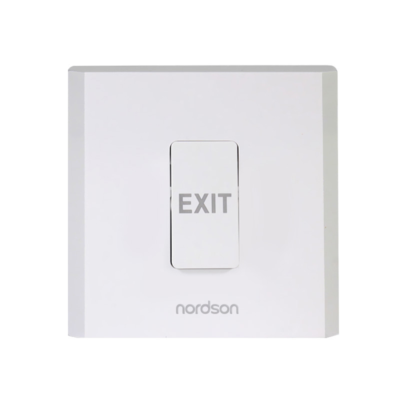 NF-M86 Exit Push Button with Back Box