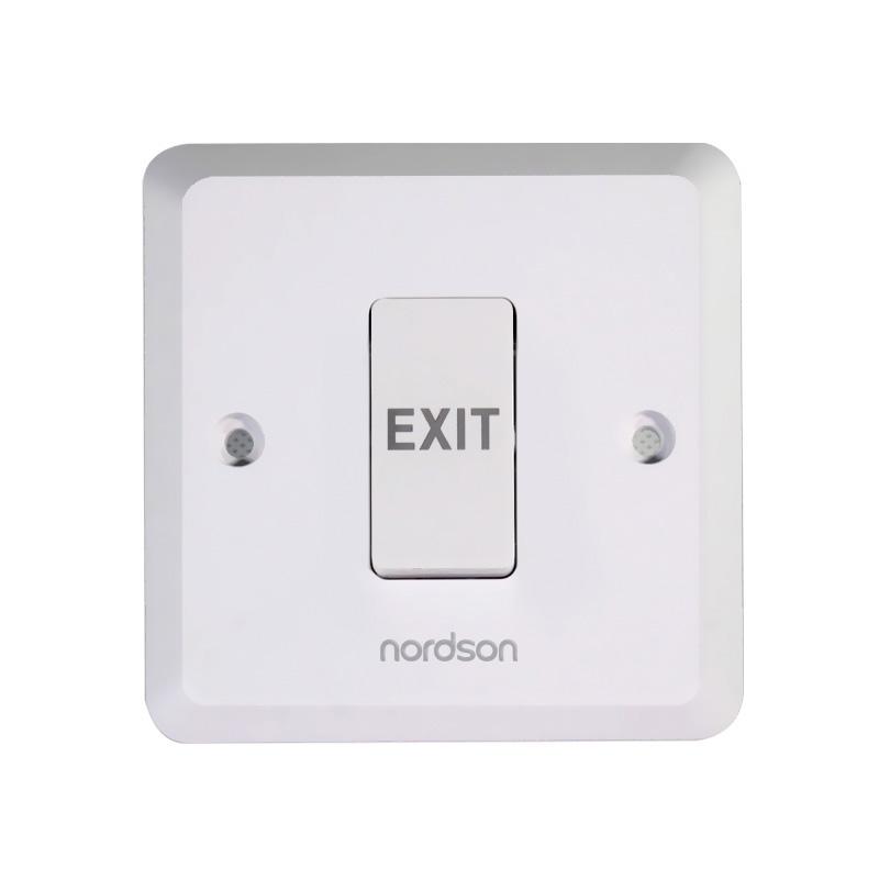 NF-M86B Plastic Exit Button