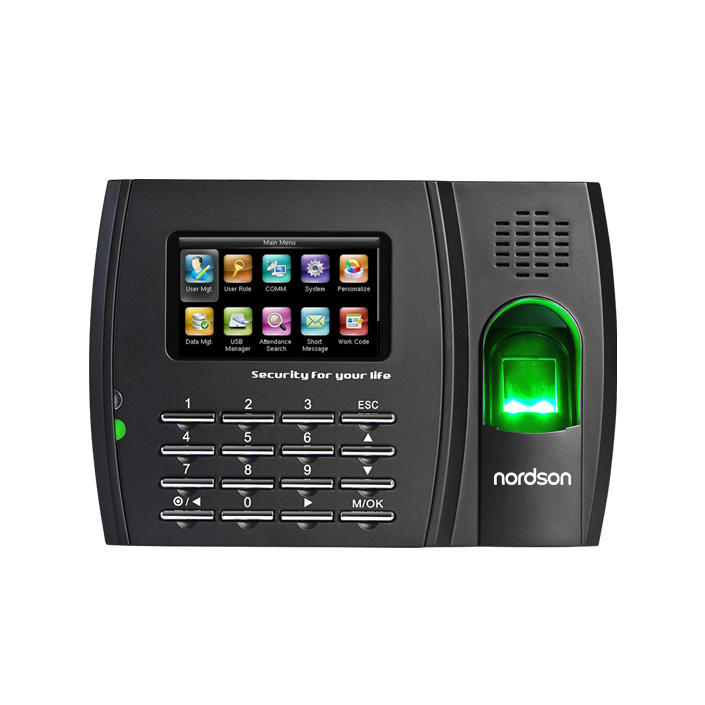 FR-302 Fingerprint &ID&IC Time Attendance Machine